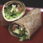 Garden Veggie wrap